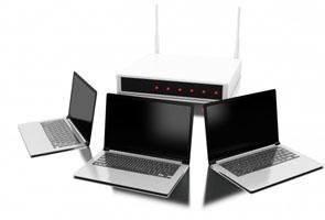 Počítače a aktivní prvky datových sítí